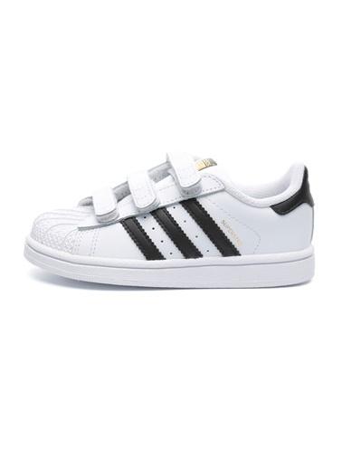 adidas Adidas Bebek Günlük Ayakkabı Bz0418 Superstar Cf I Renkli